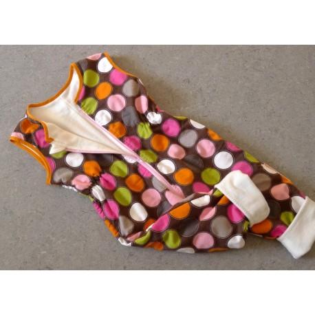 Schlafsack mit Beinen Gr 92