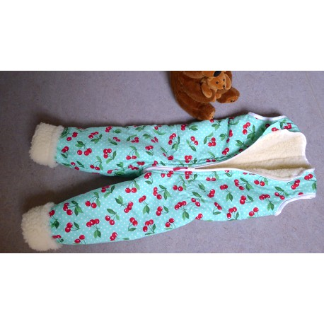 Woll-Schlafsack mit Beine Gr.110