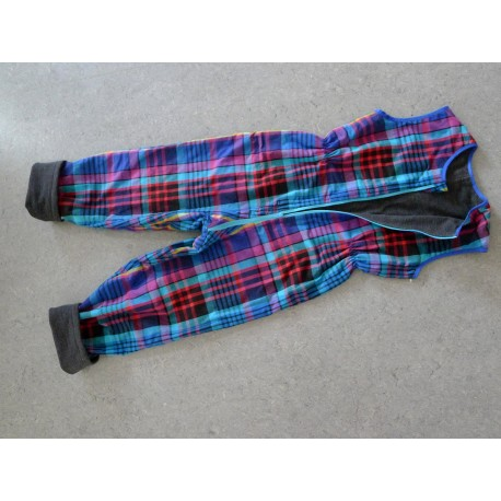 Schlafsack mit Beinen Gr 122