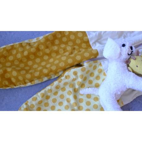 Schlafsack mit Beinen Gr 128