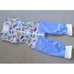 Schlafsack mit Beinen Gr 134