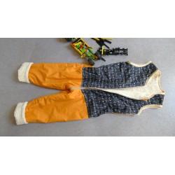 Schlafsack mit Beinen Gr 116