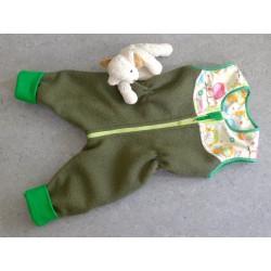 Wollwalk Schlafsack mit Beine