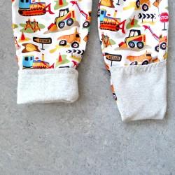 Klapp Füße zum Schlafanzug