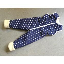 Woll-Schlafsack mit Beine